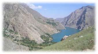 Fenn Mountains, Tajikstan