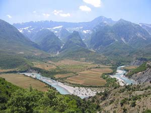 Hiking in Northern Albania