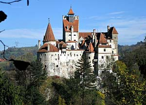 Place to Visit Bran Castle, Bulgaria