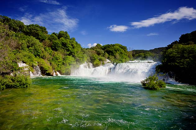 croatia-waterfall