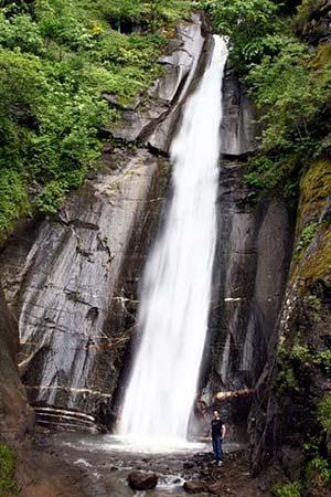 Smolarski Waterfall