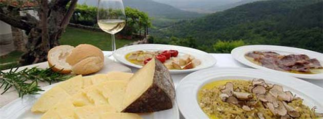 Gourmet Tour in Istria, Croatia