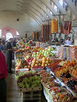 Food market, Armenia