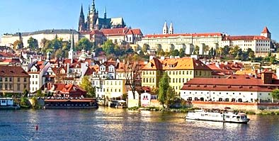 Central Europe Tour: Through Hungary, Austria, and the Czech Republic