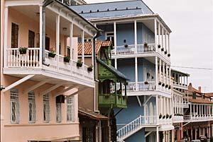 Residences, Georgia