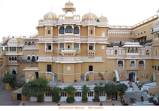 Deogarh Mahal - Deogarh