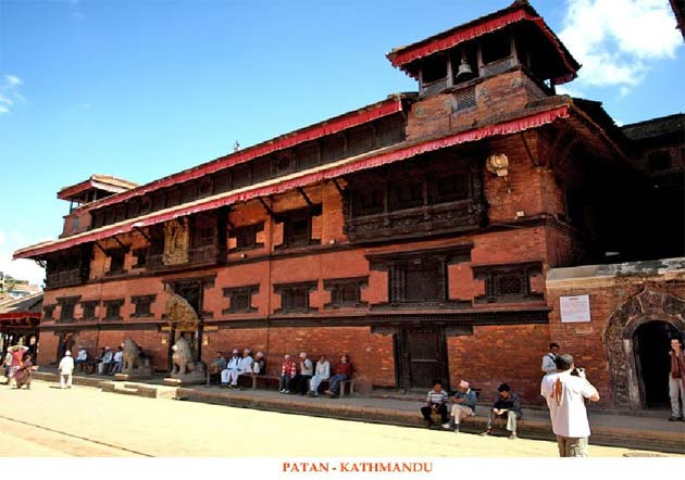 Patan - Kathmandu, India and Nepal