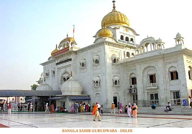 Bangla Sahib Gurudwara - Delhi