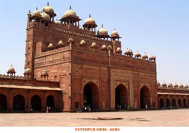 Fatehpur Sikri - Agra, India and Nepal