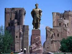 Monument in Iran