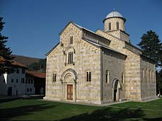 Stone Church in Kosova