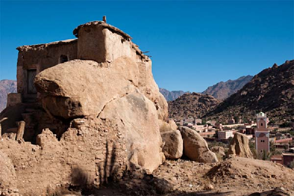 Igherm, Morocco