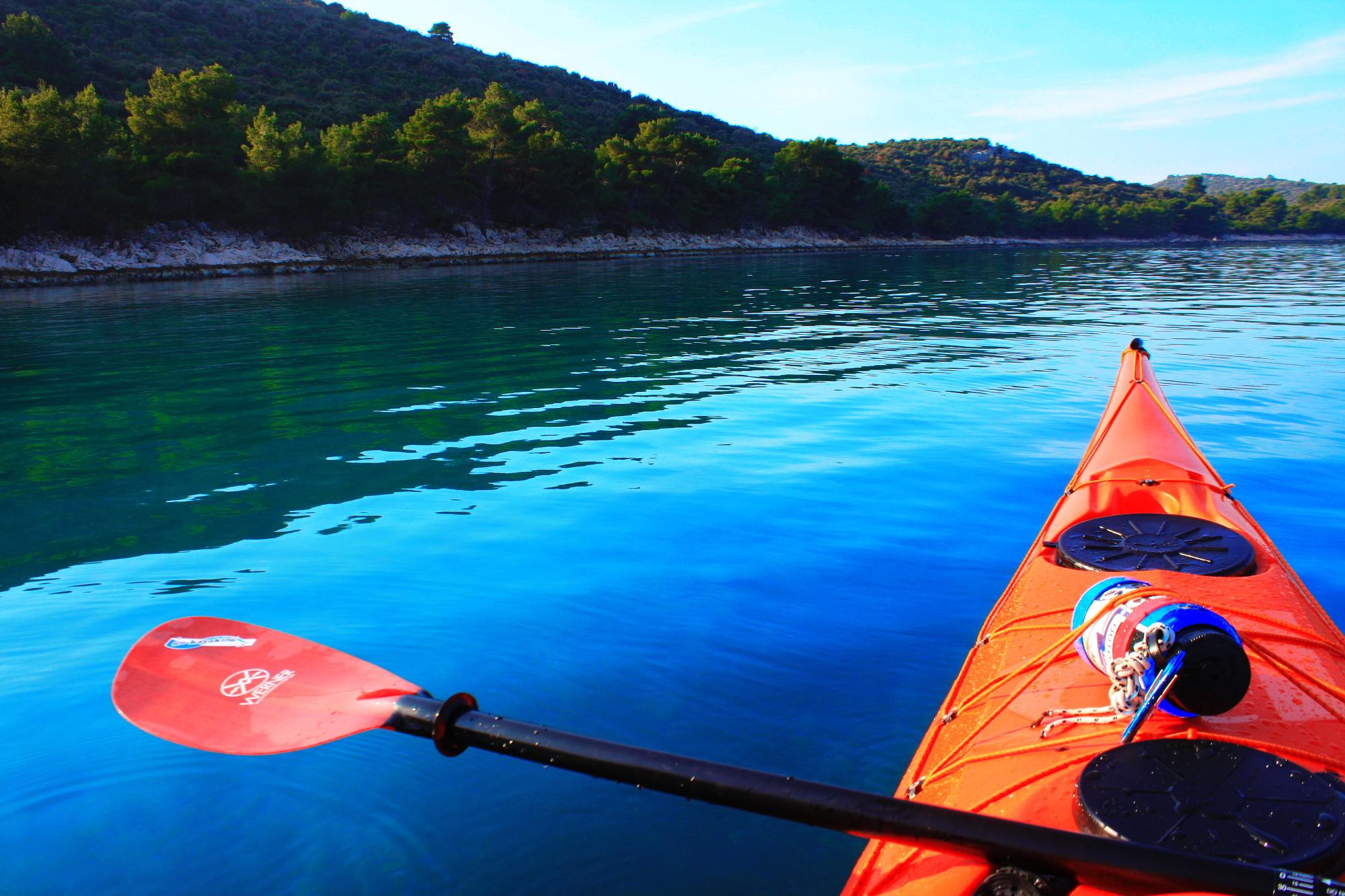 Peak & Paddle Croatia: 10-Day Paddle Adventure