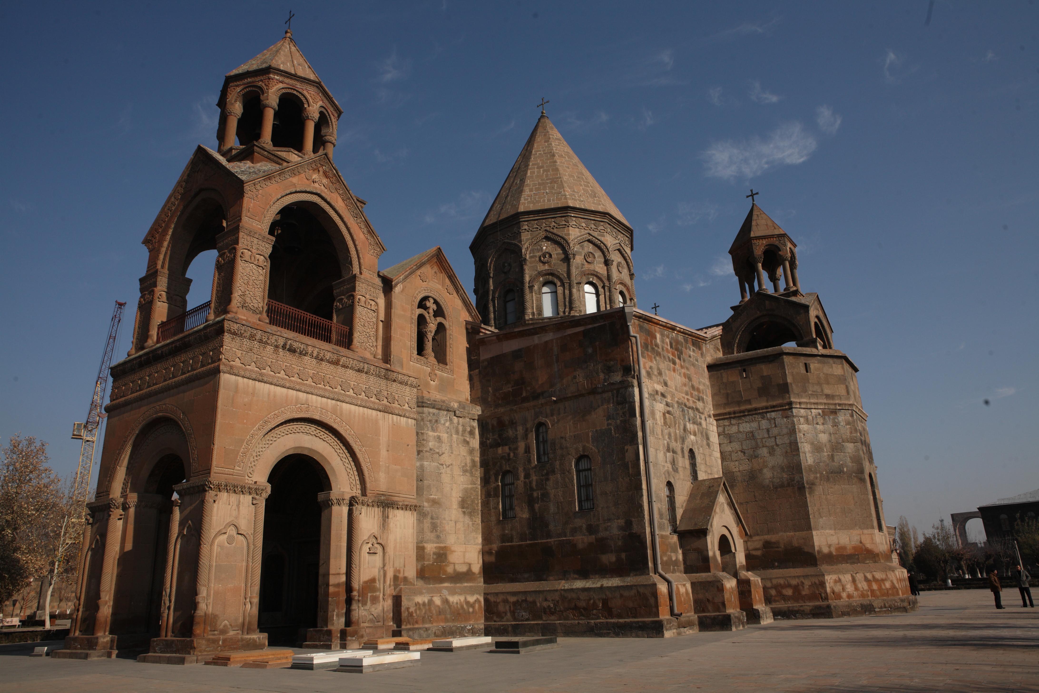 Explore Armenia 2019