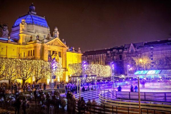 Advent in Zagreb 1