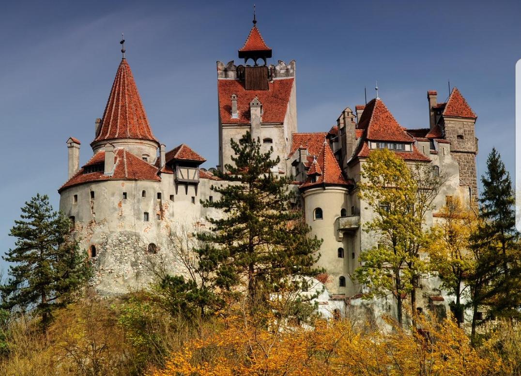 Romania Castles