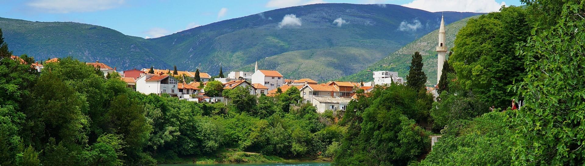 Multi-Active Program in Sarajevo and Mostar: Hiking, Biking, and Rafting